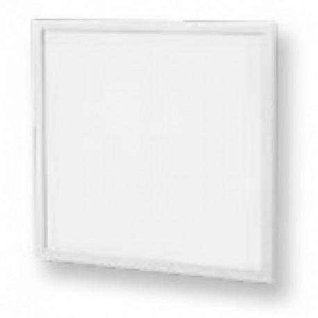 Panel LED Regulable Marco Blanco c/ sensor lux y movimiento 36W Roblan