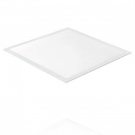Panel LED  V'' 595x595mm 40W Marco Blanco Roblan