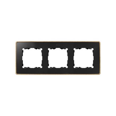MARCO 3 ELEM. GRAFITO base madera (haya 100% certificado PEFC)