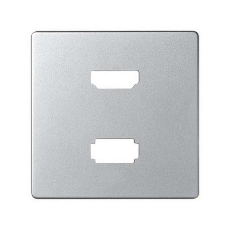 Tapa conector HDMI v1.4 + USB 2.0 tipo A