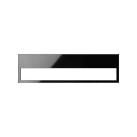 Marco mínimo 4 elementos negro