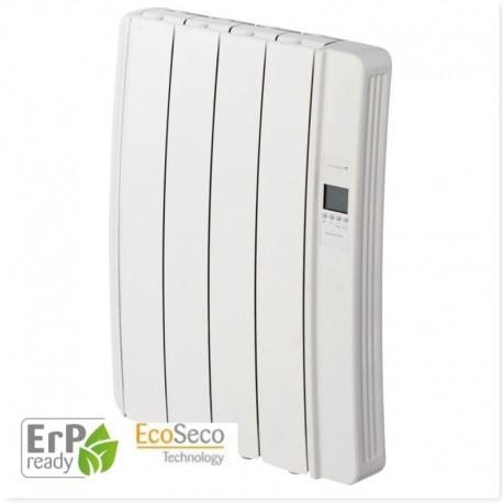 Emisor de inercia termica c/wifi, sin fluido DIL4GC 500W Gabarron
