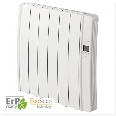 Emisor de inercia termica c/wifi sin fluido DIL6GC 750W Gabarron