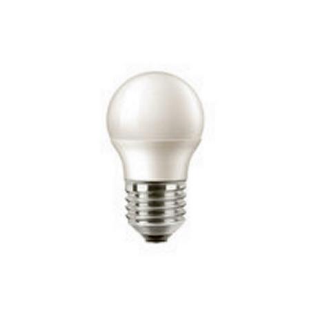 Bombilla LED ESFERICA5,5W E27 P45 FR ND Mazda