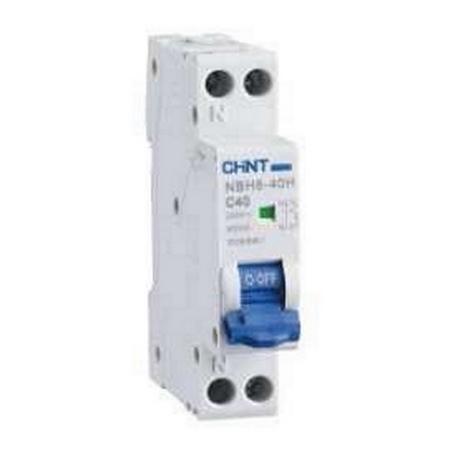 Interruptor automático 1P+N.1Mod. 20A C 4,5kA