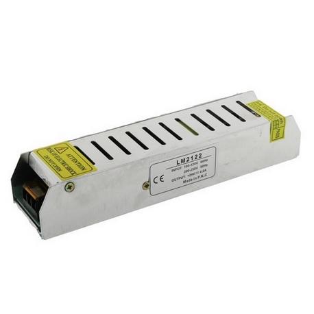 Fuente de Alimentacion para tiras LED100W12VDC