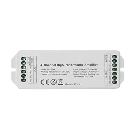 Amplificador todo en uno 12/24V 15A/360W IP20
