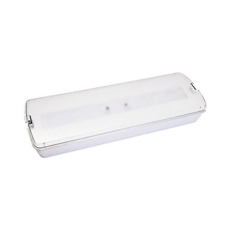 Emergencia LED POLIVALENTE 5W 220V 300Lm 2
