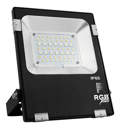 Proyector SMART 20W RGB+CCT 220V 1800Lm 120grados IP65