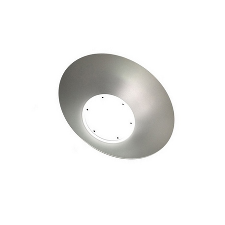 Difusor de Aluminio para Campanas 110º