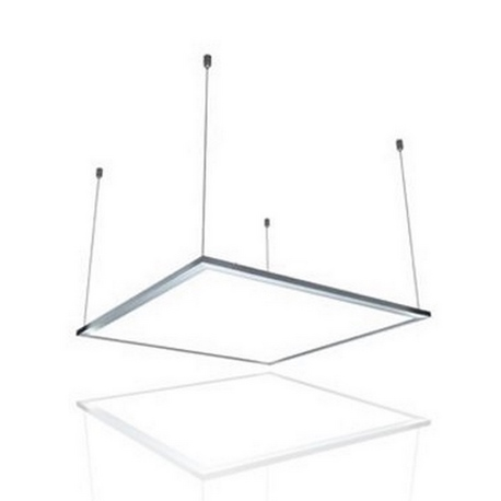 KIT SUPERFICIE ROBLAN para Panel LED 30x120 Marco Blanco