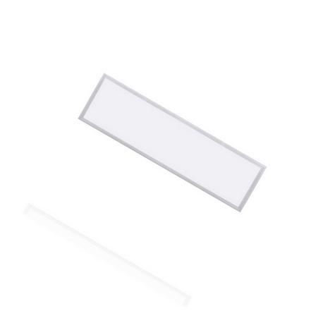Panel LED 1200 x 300 mm 40W Marco Blanco ó Aluminio Roblan