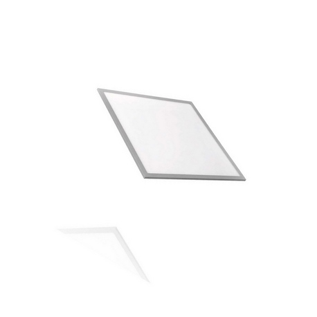 Panel LED  595 x 595 mm 40W DIMMABLE regulable Marco Aluminio Roblan