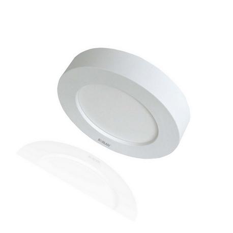 Plafón Downlight LED  Moon Superficie Circular 11W Roblan