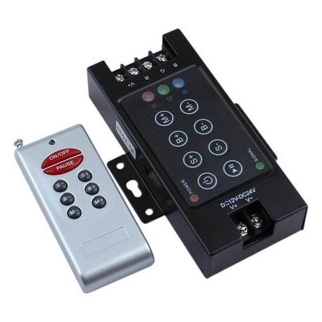 Controladora tactil para Tiras LED DC 12V - 24V