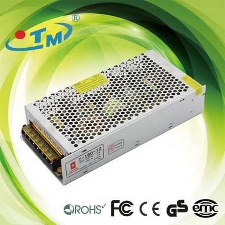 Fuente Alimentación 12V 150W 1A - Aluminio IP20