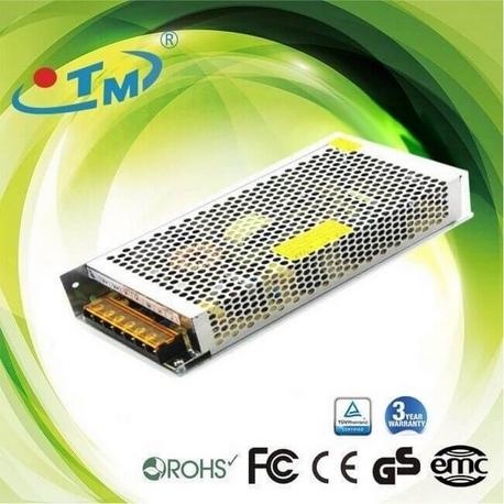 Fuente Alimentación 12V 200W - Aluminio IP20