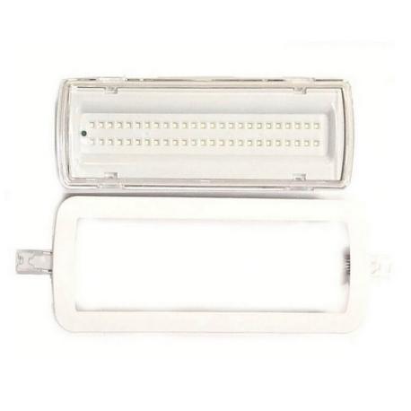 Luz Emergencia LED 4W + Kit Techo + Opción Luz Permanente - IP65