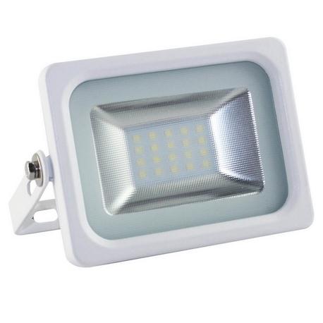 Foco Proyector Exterior Blanco LED 10W